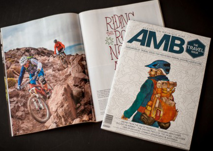 AMB Mag Travel Issue